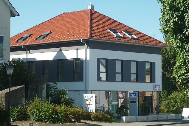 Wohn- und Geschäftshaus in Pfullendorf -