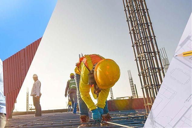 Bauunternehmen Leistungen