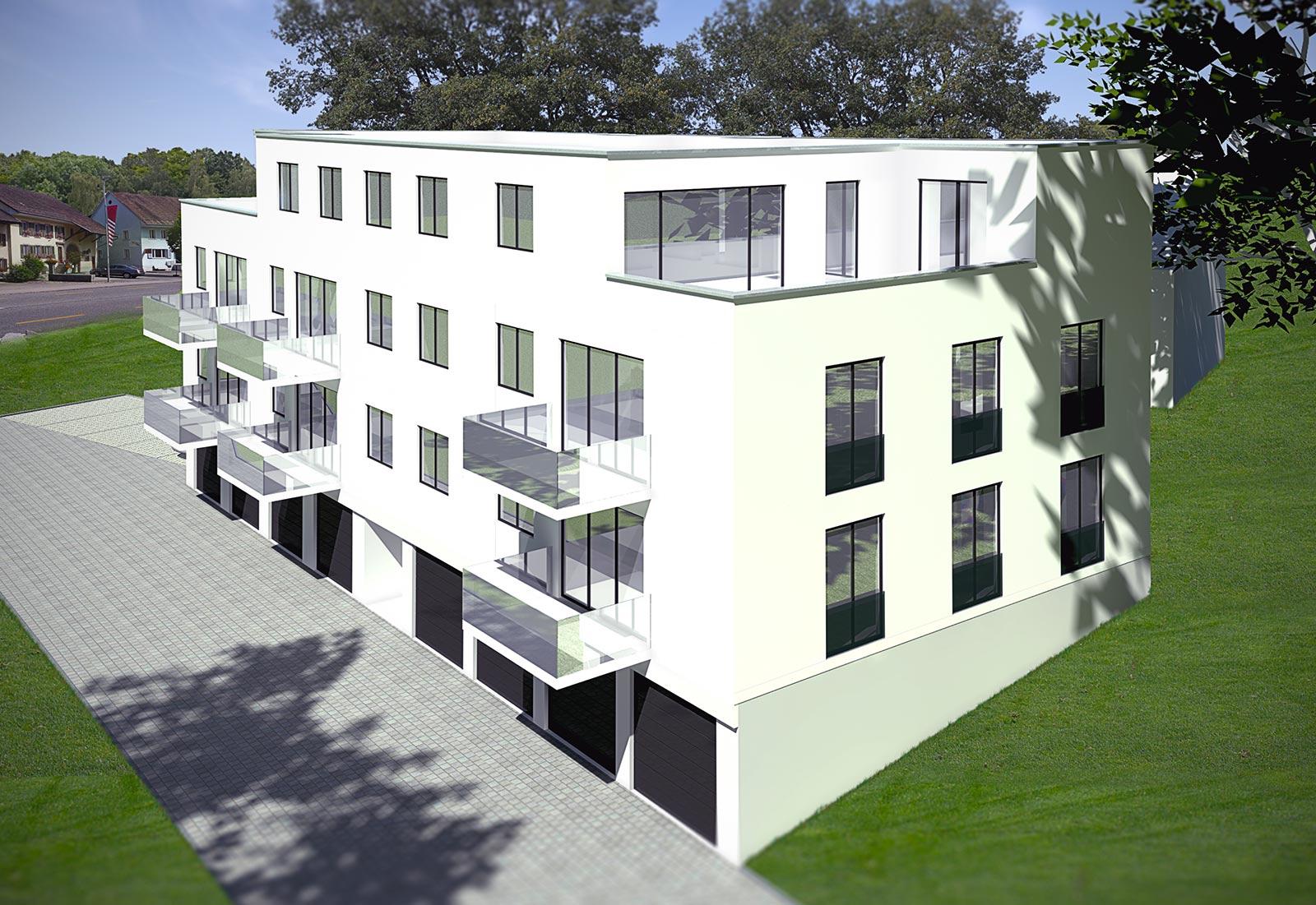 Aach-Linz, Bodenseestraße, Wohnung 4 -