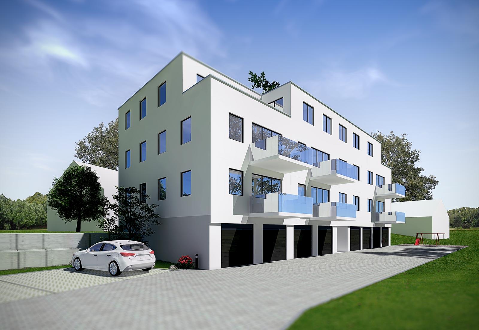Aach-Linz, Bodenseestraße, Wohnung 6 -