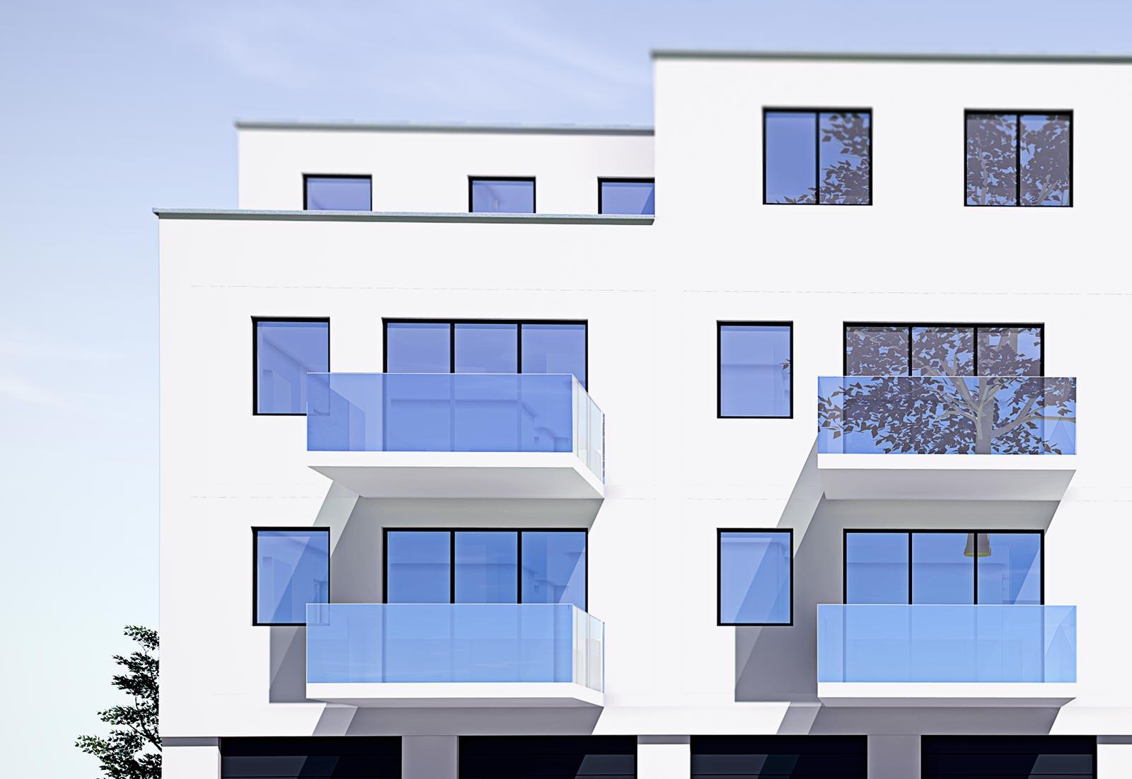 Aach-Linz, Bodenseestraße, Wohnung 8 -