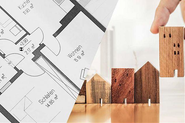 Bauträger Ausführung